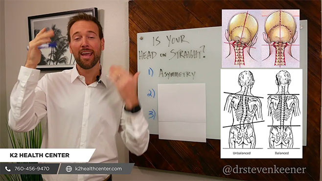 <!-- wp:paragraph --><p>Dr. Keener's Sunday Special: 3 Signs of Head and Neck Misalignment</p> <!-- /wp:paragraph -->